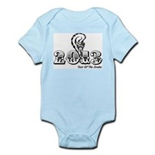Year of the Snake 2013 Infant Bodysuit