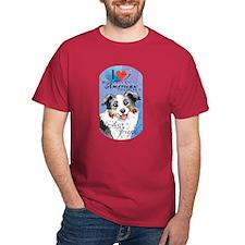 Miniature American Shepherd T-Shirt