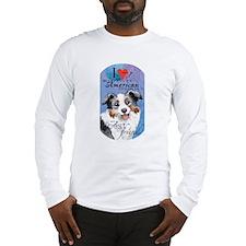 Miniature American Shepherd Long Sleeve T-Shirt