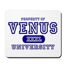 Venus University Property Mousepad