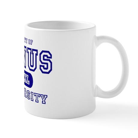 Venus University Property Mug