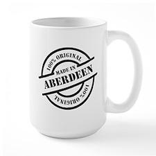 Made in Aberdeen Mug