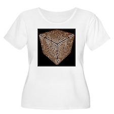 Maze, artwork - T-Shirt