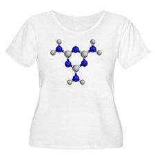 Melamine molecule - T-Shirt