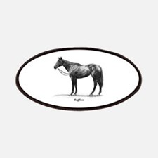 """Thoroughbred """"Ruffian"""" Patches"""