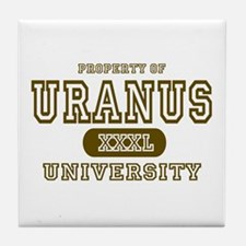 Uranus University Property Tile Coaster
