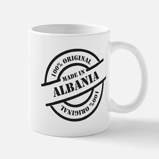 Made in Albania Mug