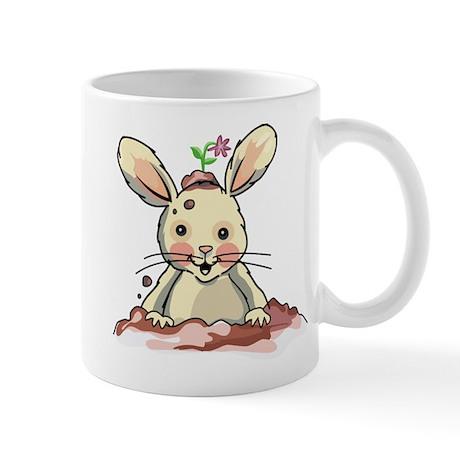 Dirty Bunny Mug