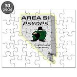 Area 51 Psyops Puzzle