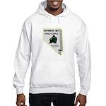 Area 51 Psyops Hooded Sweatshirt