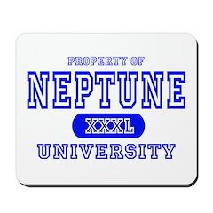 Neptune University Property Mousepad