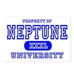Neptune University Property Postcards (Package of
