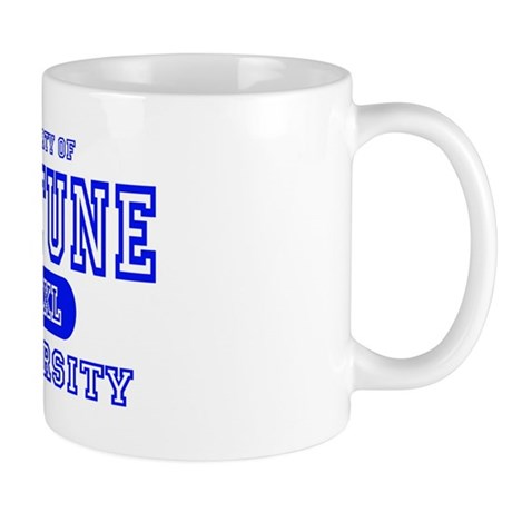 Neptune University Property Mug