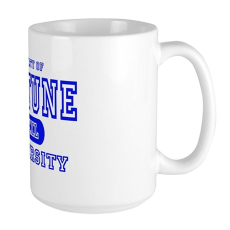 Neptune University Property Large Mug