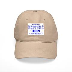 Neptune University Property Baseball Cap