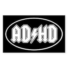 AD/HD Decal