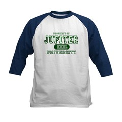 Jupiter University Property Kids Baseball Jersey