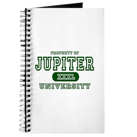 Jupiter University Property Journal