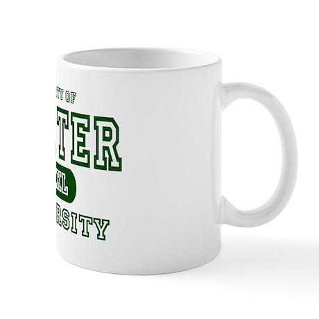 Jupiter University Property Mug