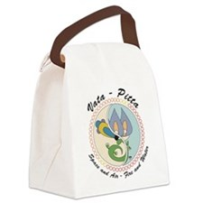 Vata Canvas Lunch Bag