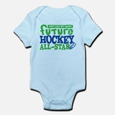 Future Hockey All Star Boy Infant Bodysuit