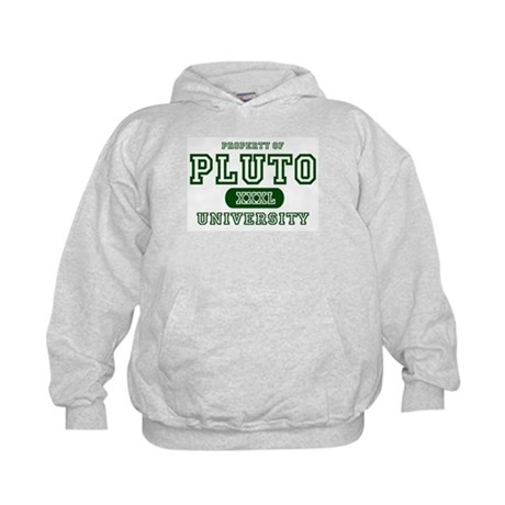 Pluto University Property Kids Hoodie