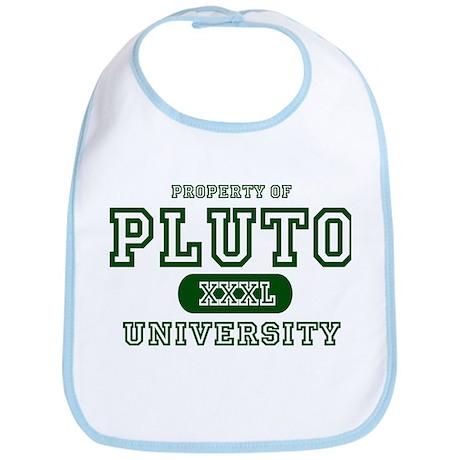 Pluto University Property Bib
