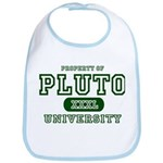 Pluto University Property Bib
