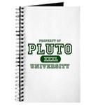 Pluto University Property Journal