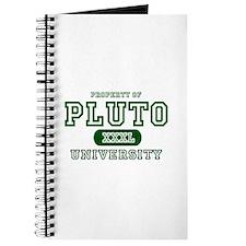 Pluto University Property Journal