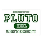 Pluto University Property Postcards (Package of 8)