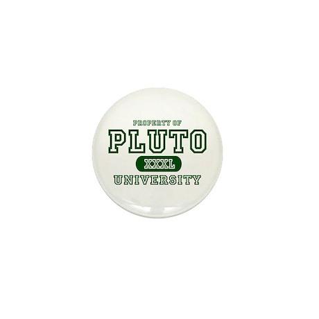Pluto University Property Mini Button (10 pack)