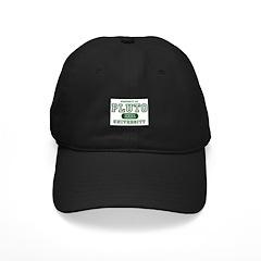 Pluto University Property Baseball Hat