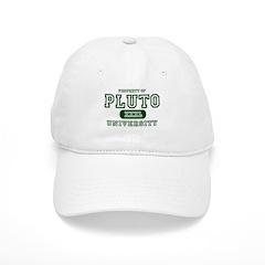 Pluto University Property Baseball Cap