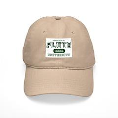 Pluto University Property Cap