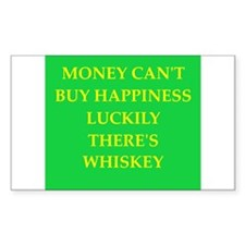 whiskey Decal