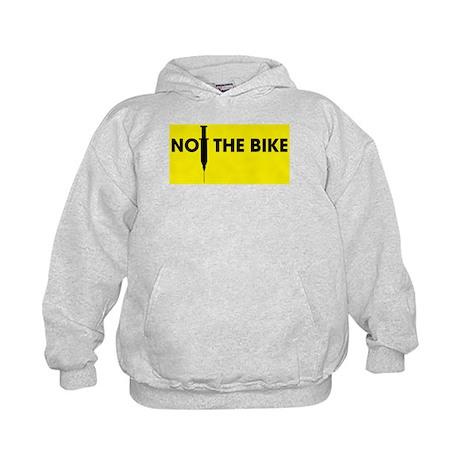 Not the Bike Kids Hoodie