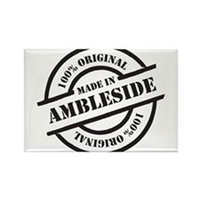 Made in Ambleside Rectangle Magnet