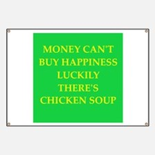 chicken soup Banner