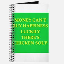 chicken soup Journal