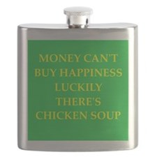 chicken soup Flask