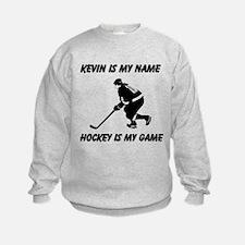 Hockey Is My Game Sweatshirt