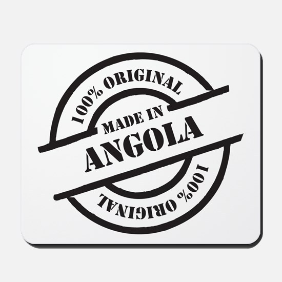 Made in Angola Mousepad