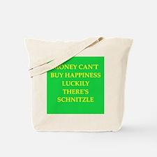 SCHNITZLE Tote Bag