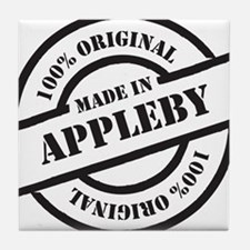 Made in Appleby Tile Coaster