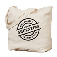 Made in Argentina Tote Bag