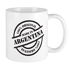 Made in Argentina Small Mugs