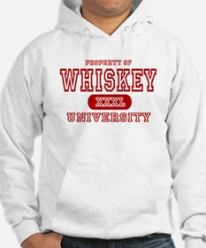 Whiskey University Jumper Hoody