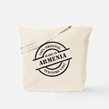 Made in Armenia Tote Bag