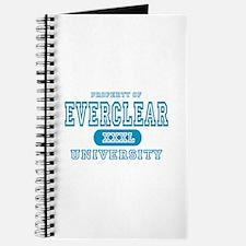 Everclear University Alcohol Journal